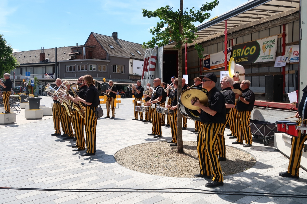 Zwajé Wint Festival In Lommel België