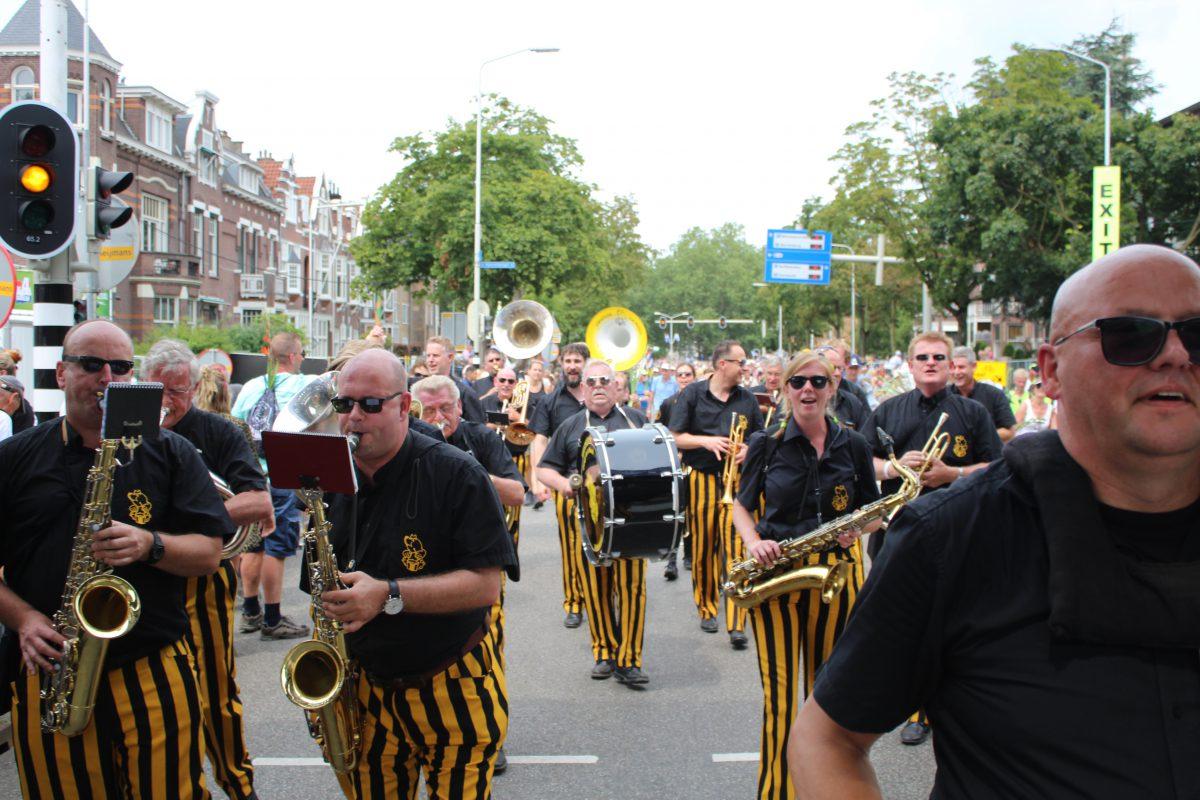 Foto's Vierdaagse Nijmegen 2019